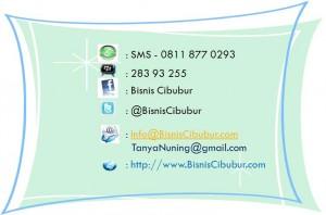 Contact Bisnis Cibubur