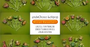 Jual Lolipop Coklat end'sChoco Murah di Jakarta