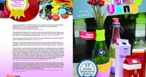 Jual Buku Sampah Jadi Uang by Nuning Widowati di Jakarta