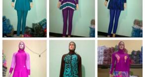 GROSIR dan JUAL Baju Renang Muslim Murah di Cibubur